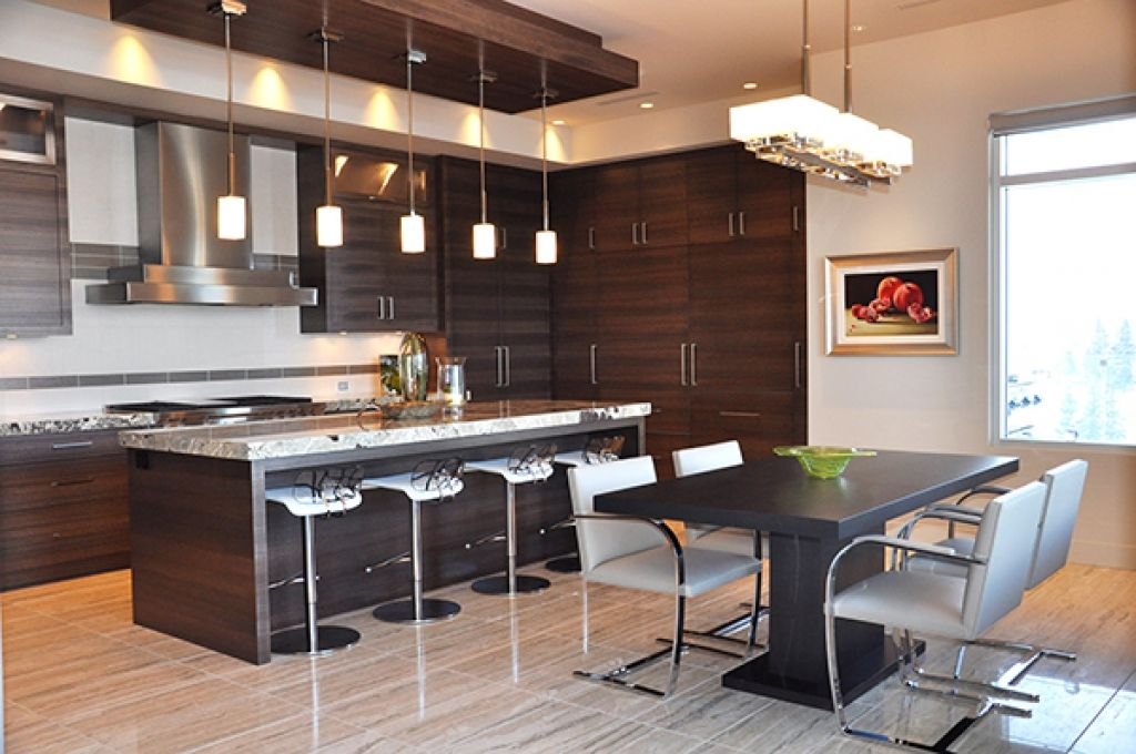 Condo kitchen designs great modern kitchen for small condo for Modern apartment kitchen design