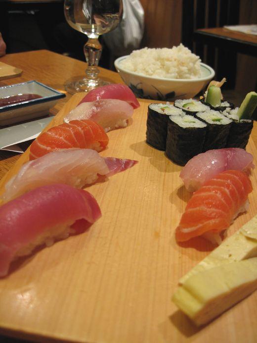 sushis toritcho 47 rue Montparnasse. 14e | Restaurants | Pinterest ...
