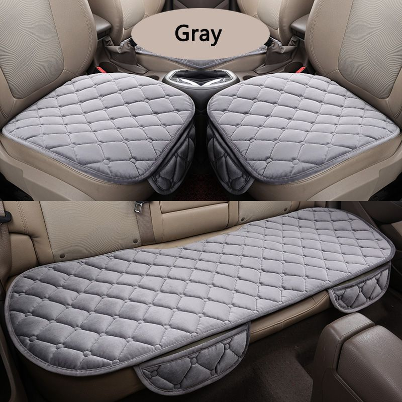 Car seat coves protector mat auto front seat cushion