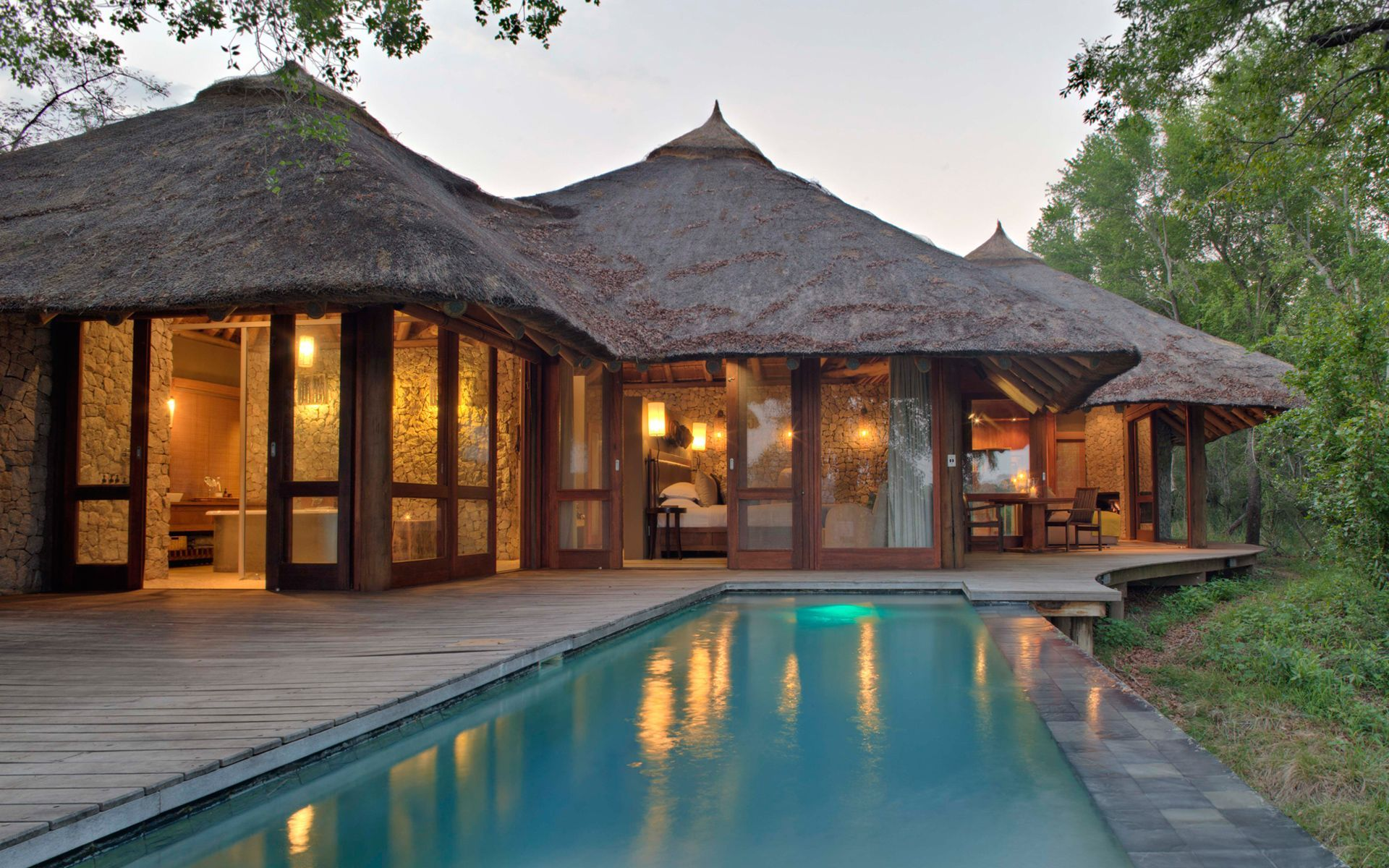&Beyond | Leadwood Lodge | South Africa