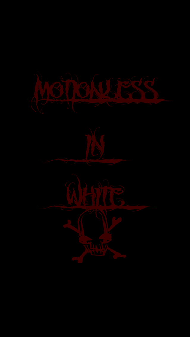 Motionless In White Iphone 5 5c 5s Wallpaper By Drew Sincock On