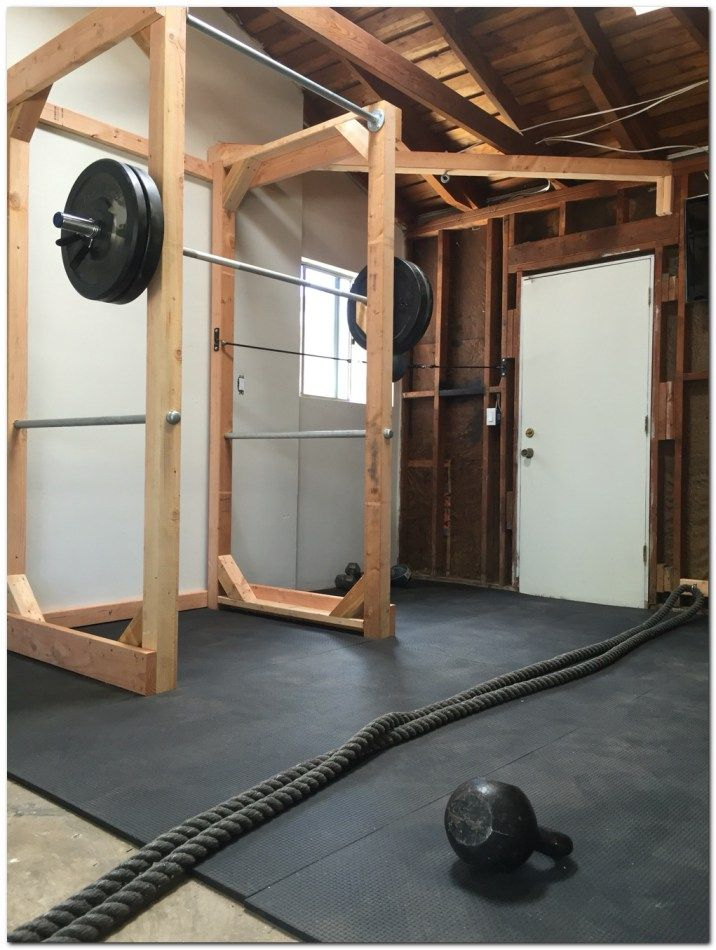 Best home gym setup ideas you can easily build basics gym room