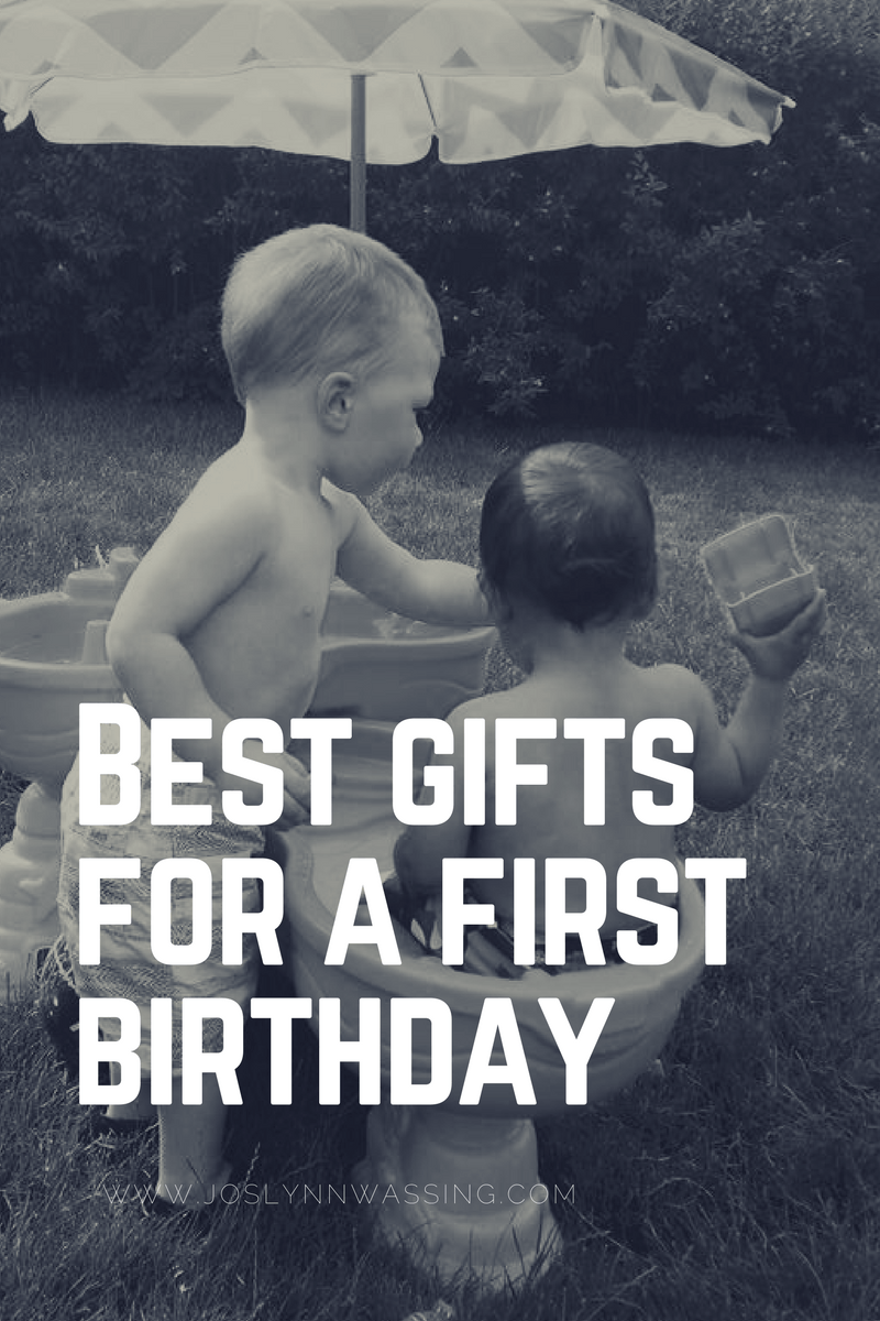 As Many Of You May Know My Son Just Celebrated His First Birthday Heres A List The Best Gifts For