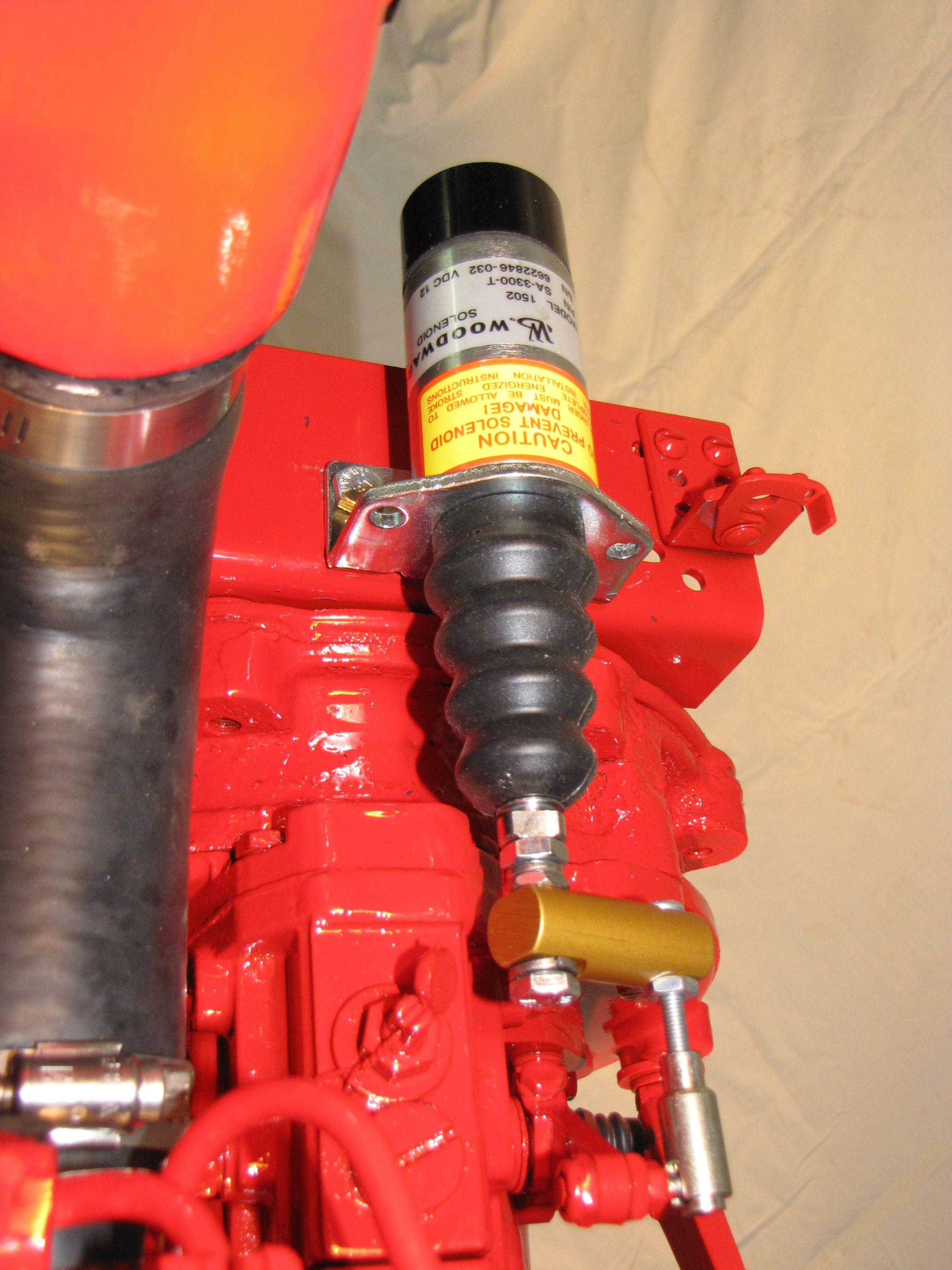 Ford Industrial Marine Diesel Piston Ring set 4Cyl .015 2722E Ford Lehman