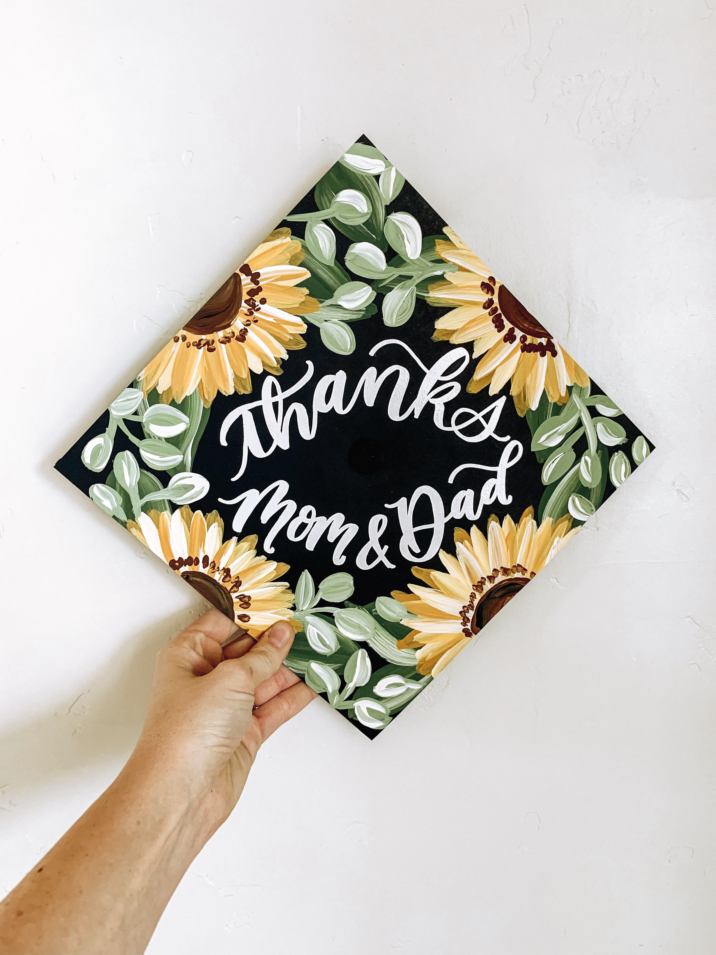 Grad Cap Toppers | Loveall Design Co.