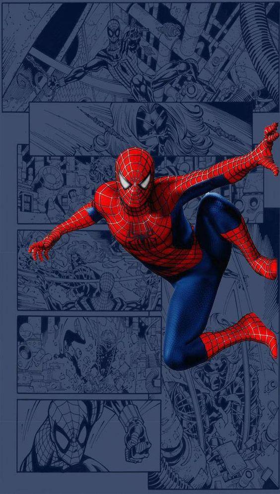 Wallpaper Of Spiderman 7 Superhero Wallpaper Spiderman Spiderman Art