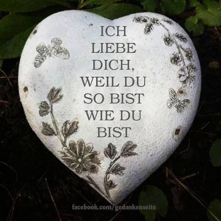 Liebe dich wie du bist