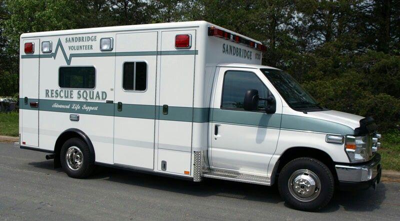 Sandbridge,Va Rescue 1720 Emergency vehicles, Paramedic
