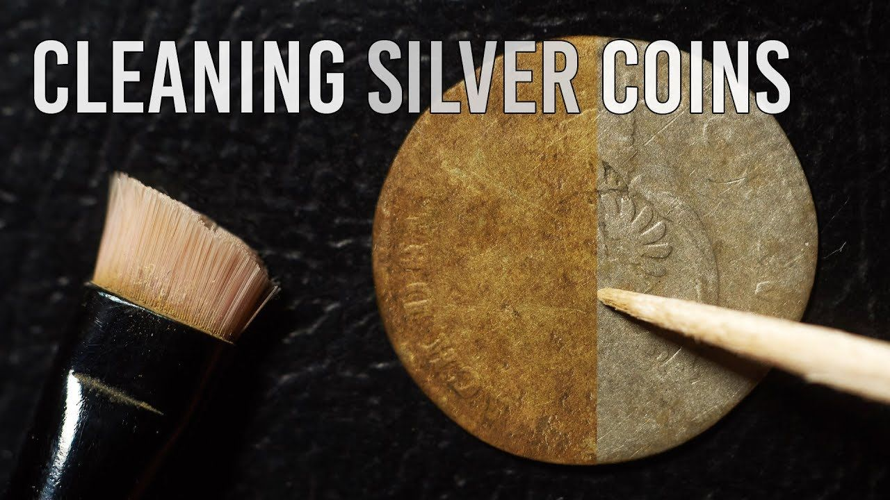 This Is How I Clean Old Silver Coins (Without Chemicals