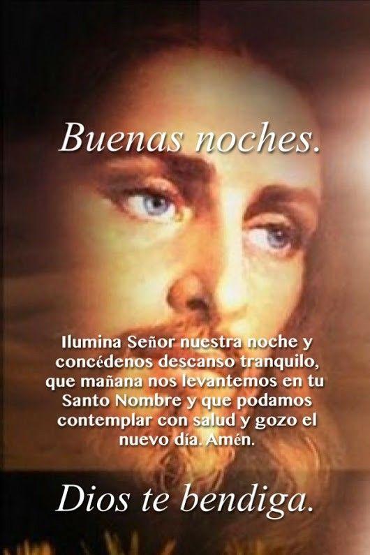 Buenas Noches Dios Te Bendiga Buenas Noches Senor Postales De