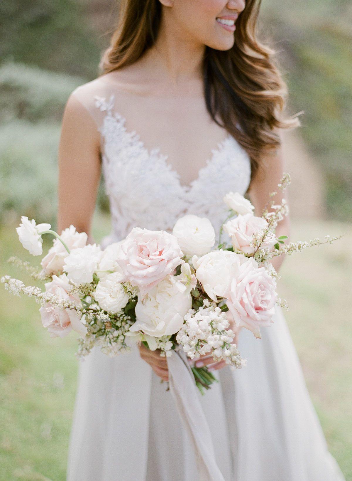 Rose wedding bouquet: Photography: Greg Finck - http://www.gregfinck.com/
