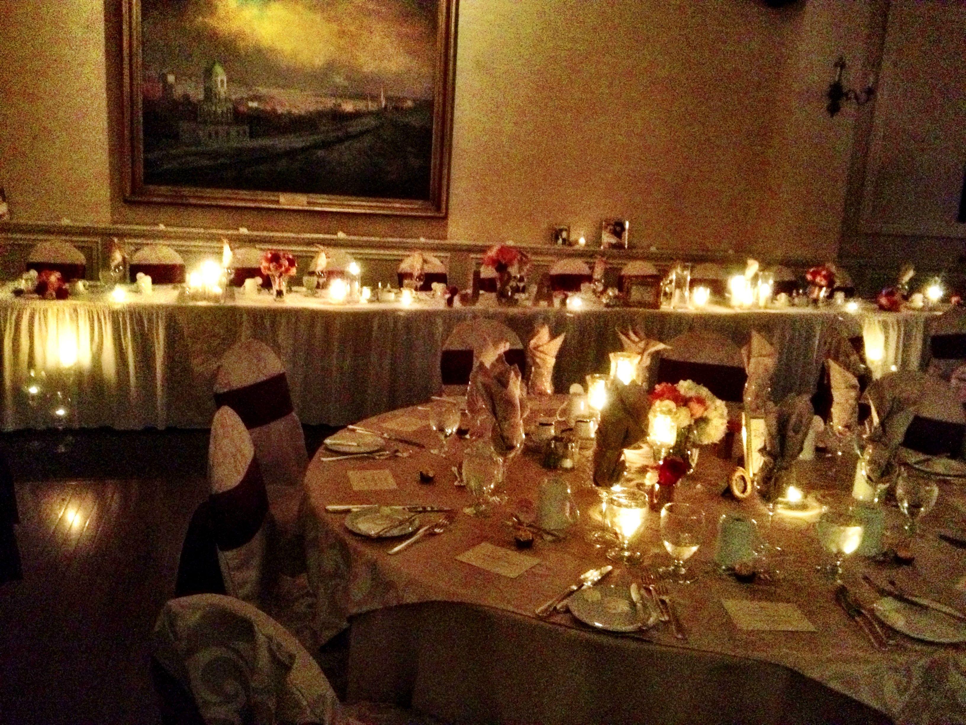 Cranberry champagne wedding - Merlot Cranberry Blush Gold Wedding Decor
