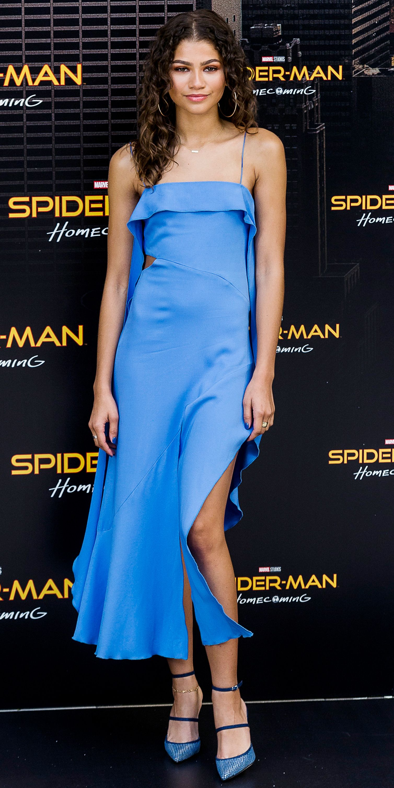 Look of the Day  Zendaya seriously stunned at the premiere of ...