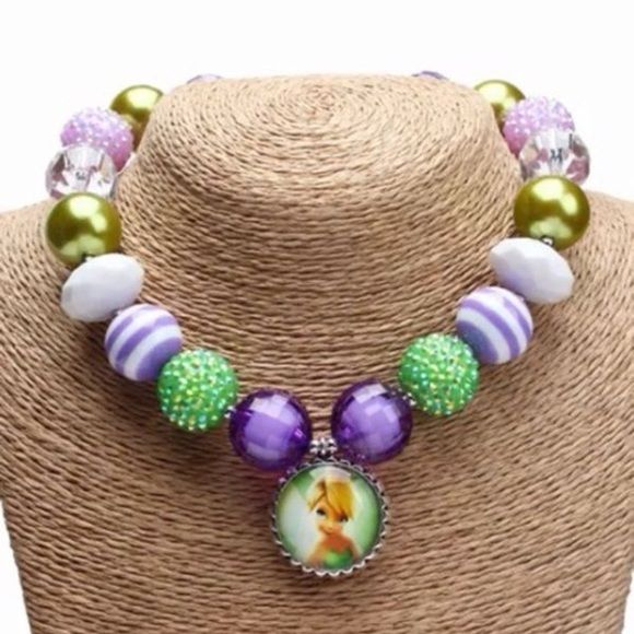 Tink necklace Great for kids my kids love it Other