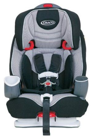 Graco Nautilus 3-in-1 Car Seat 3-in-1 multi-mode car seat for longer