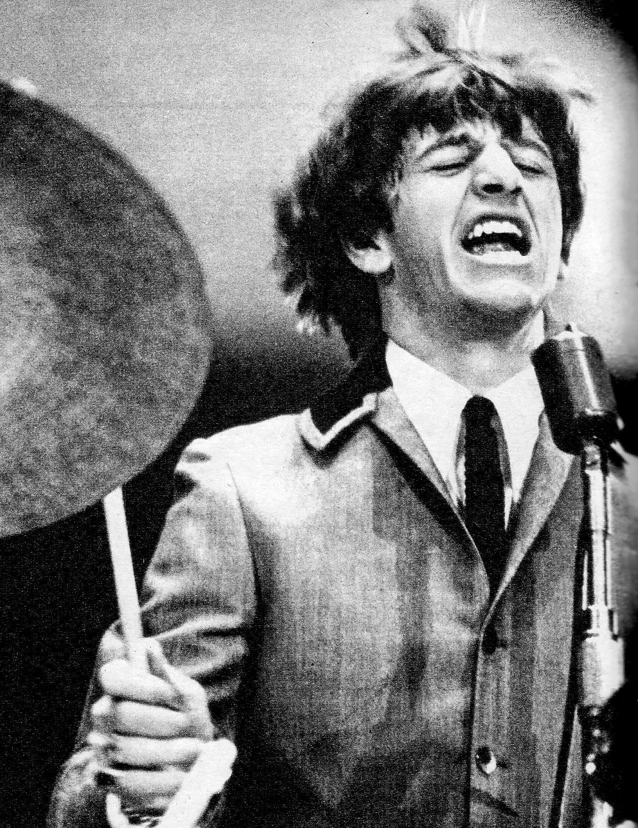 a54a7de8 My favorite Beatle. That's right, RINGO!   Rock & Roll   The beatles ...