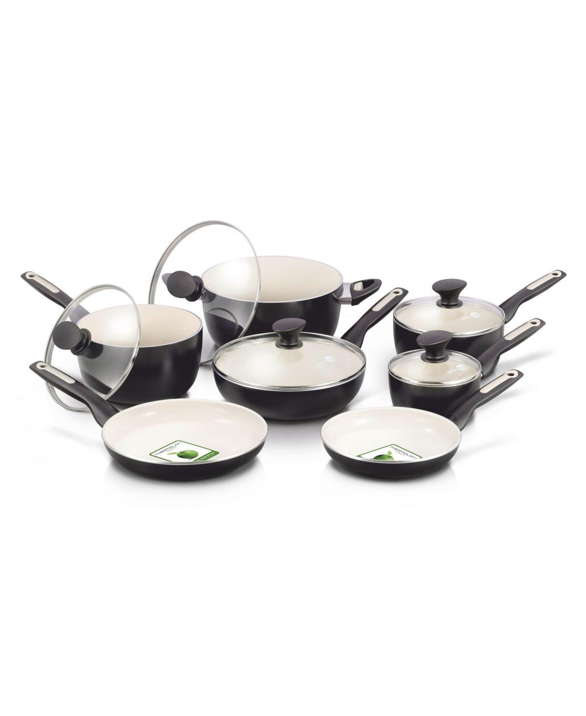 Greenpan Rio 12 Pc Ceramic Non Stick Cookware Set Reviews