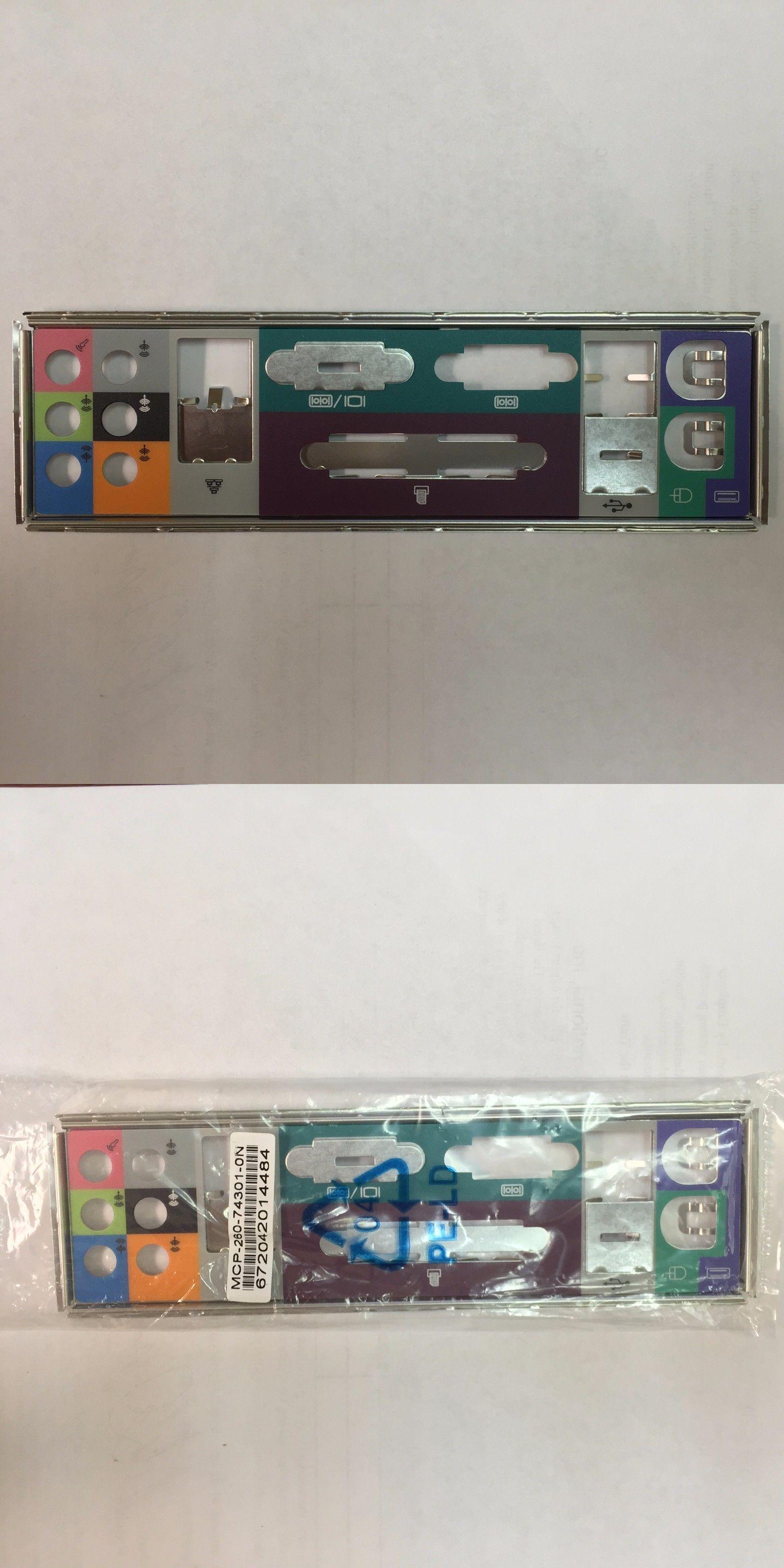 Motherboard Backplates 170080: Supermicro Mcp-260-74301-0N I O
