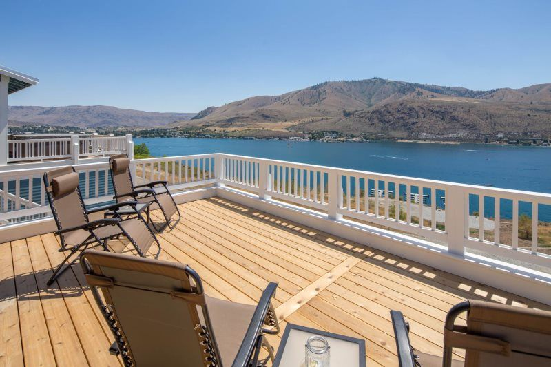 2015 maison des amis lake chelan lookout vacation