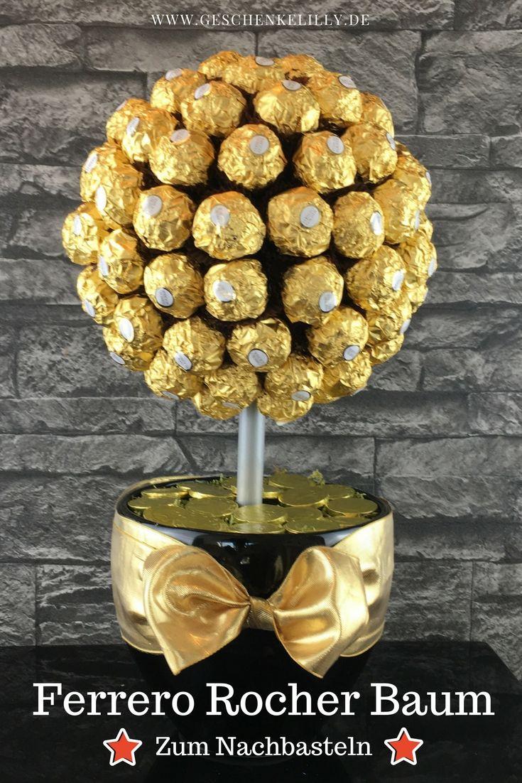 goldene hochzeit geschenk selber basteln