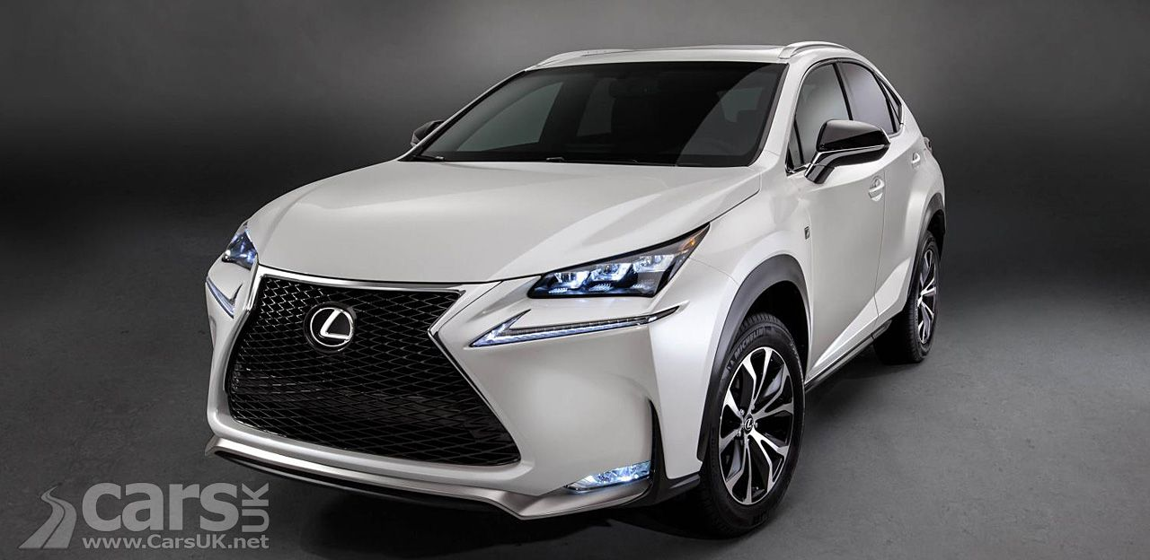 Lexus NX 200t F Sport price & specs costs from £38,095