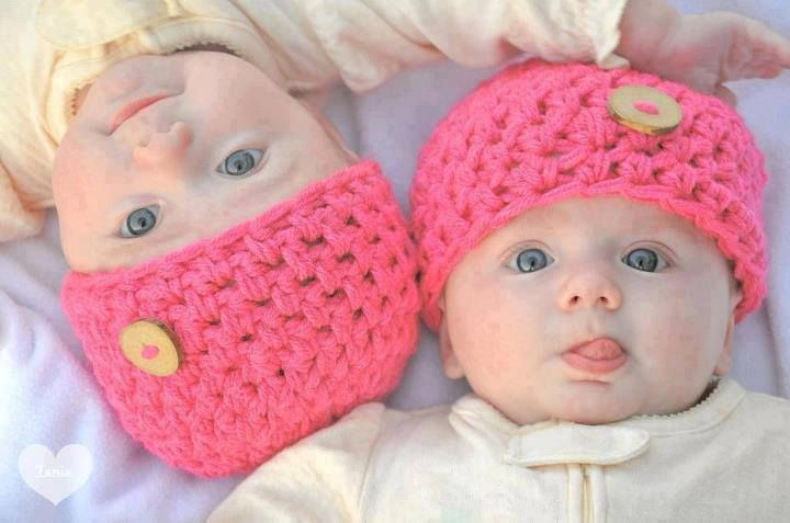 Cute Twins Babiesthey Are Simply Great Kids Babies Cute