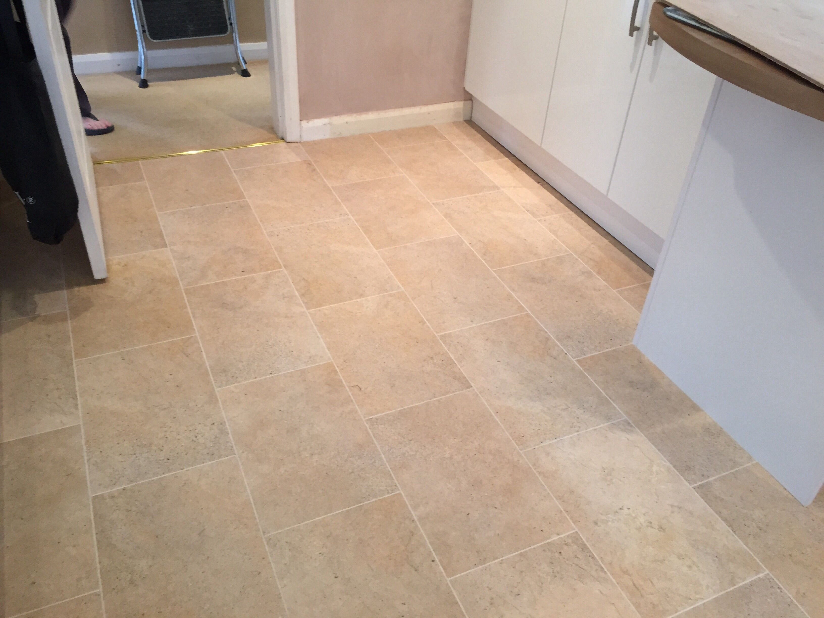 Karndean Knight Tile York Stone Supplied And Ed By Touchwood
