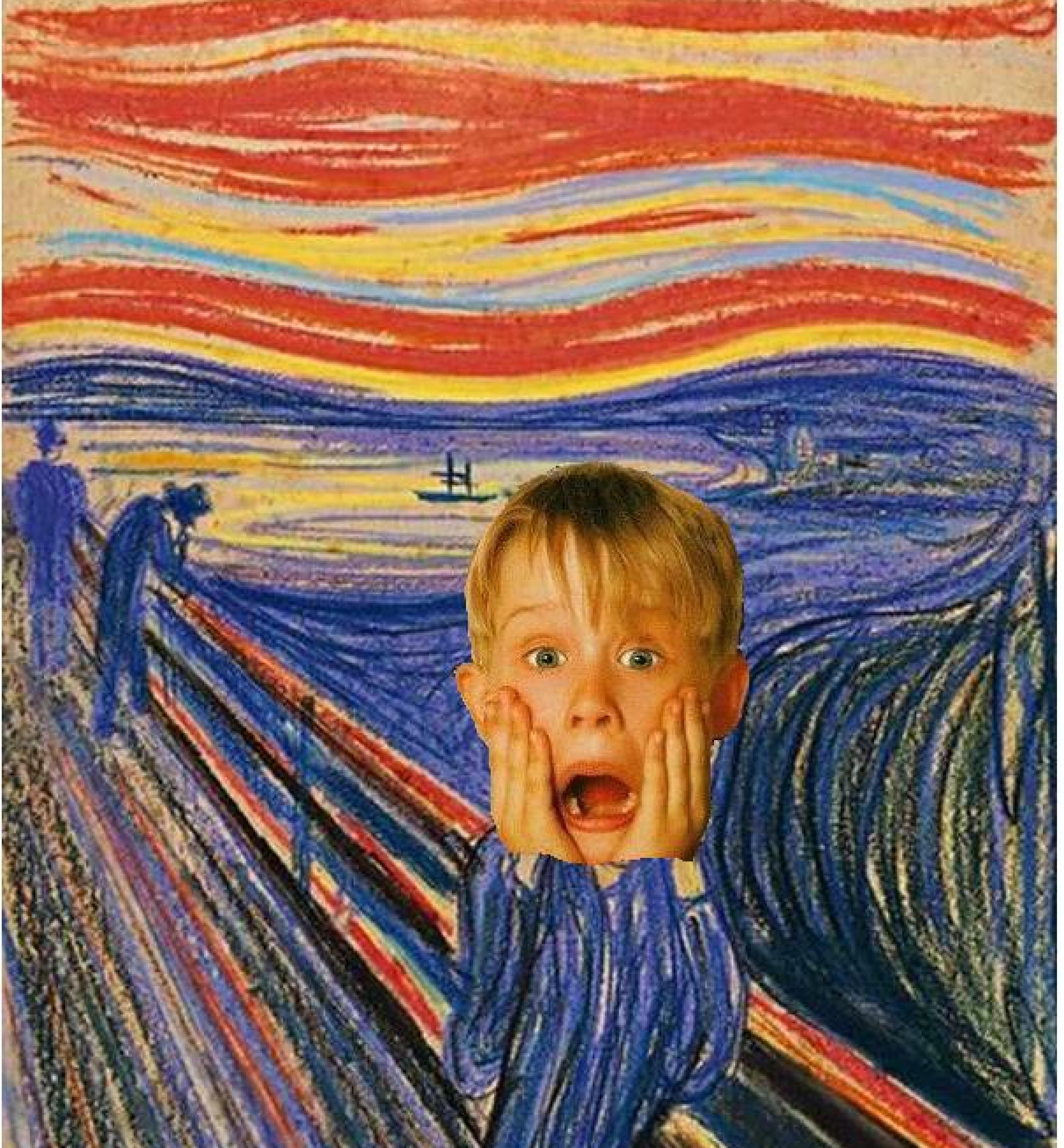 The Scream | The scream...still screaming | Pinterest