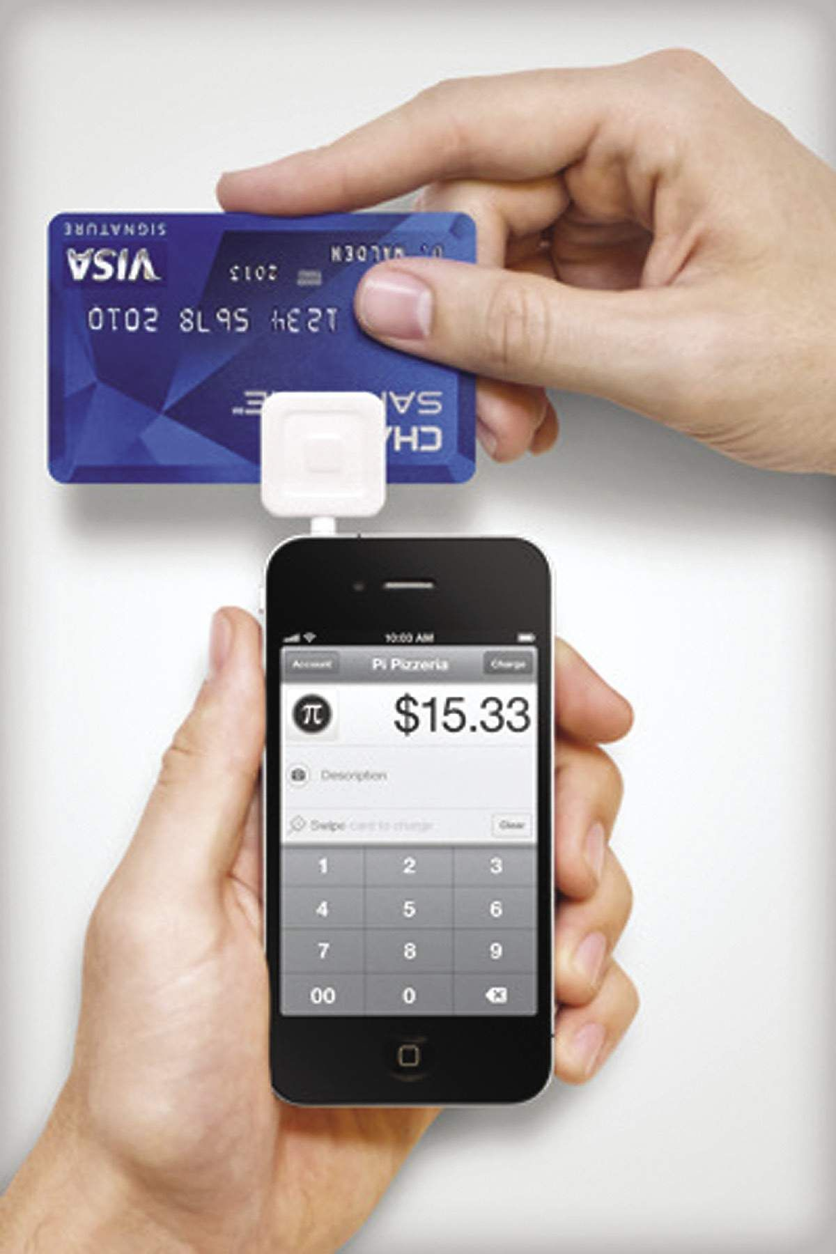 We love Square  Mobile payment app Square