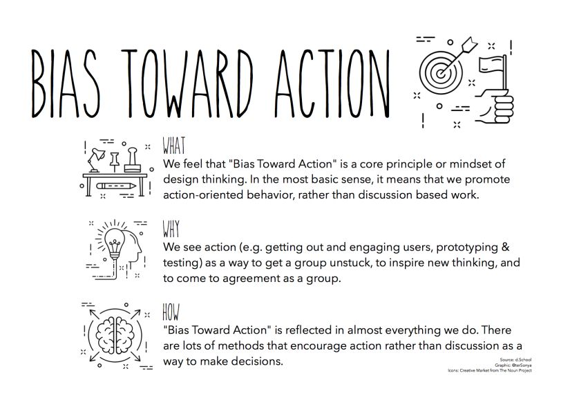 Bias Toward Action Bias Toward Action Pinterest