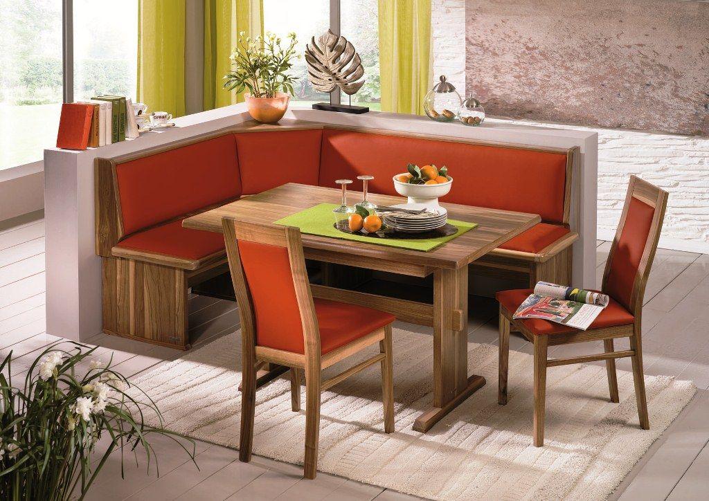 Schöss Corner Seating Ligano Bench Set Kitchen Units Upholstered