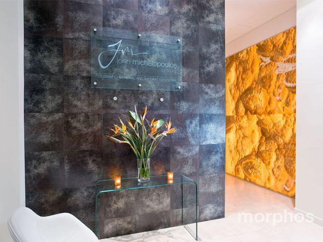JM Dental by Morphos   Commerical Interior Design