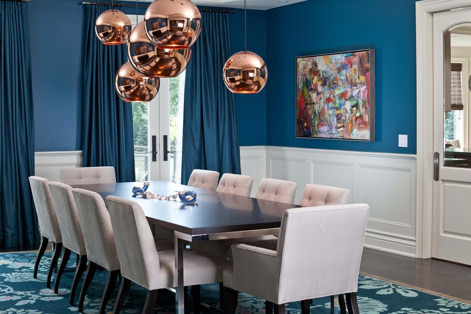 Here's Proof That Blue Accent Walls Are Always a Good Idea ...