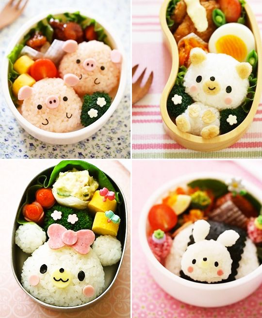 bento kawai mmmm delicious pinterest mittagessen f r kinder japanisches essen und das. Black Bedroom Furniture Sets. Home Design Ideas