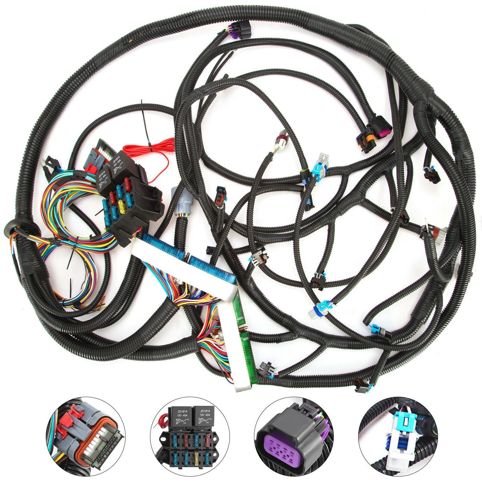 Vortec Wiring Harness In 2020 Harness Ebay Wire