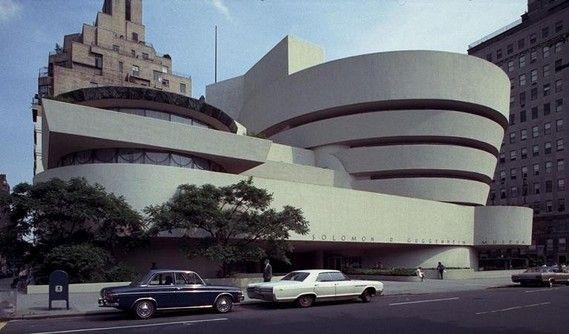 dramático emparedado Intenso  Arquitectura   Arquitectura, Museo guggenheim de nueva york, Museos