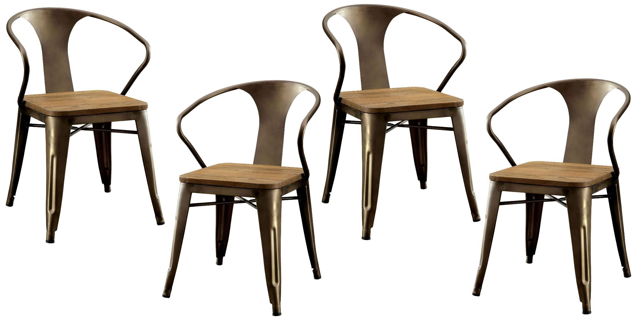 Cooper I Side Chair Set of 4 (With images) Chair set
