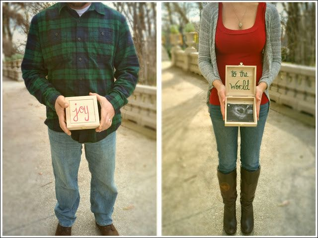 Candy Cane Pregnancy Announcement – Baby Announcement Candy