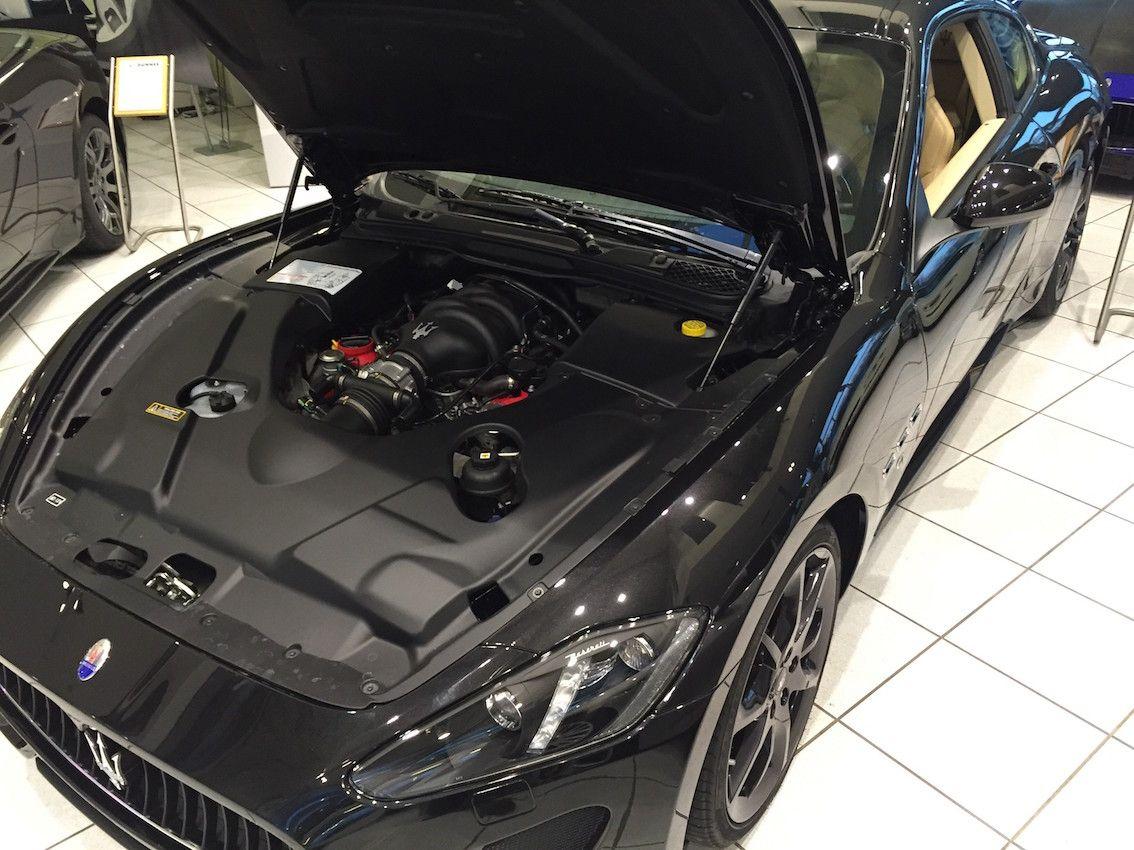 Superdeal Bis 31 12 2015 Maserati Granturismo Sport Cc