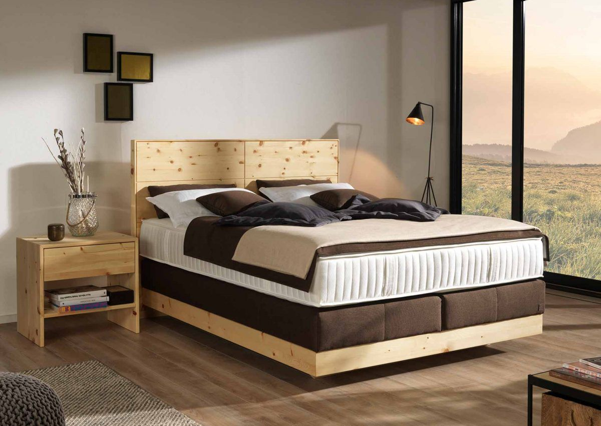 Kollektion Terra | Massivholzbetten | Schlafzimmer, Bett ...
