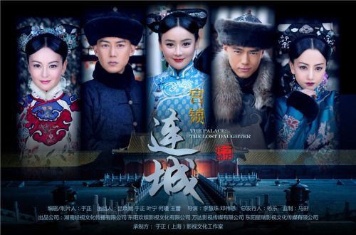 The Palace, The Lost Daughter' - Chinese period drama series