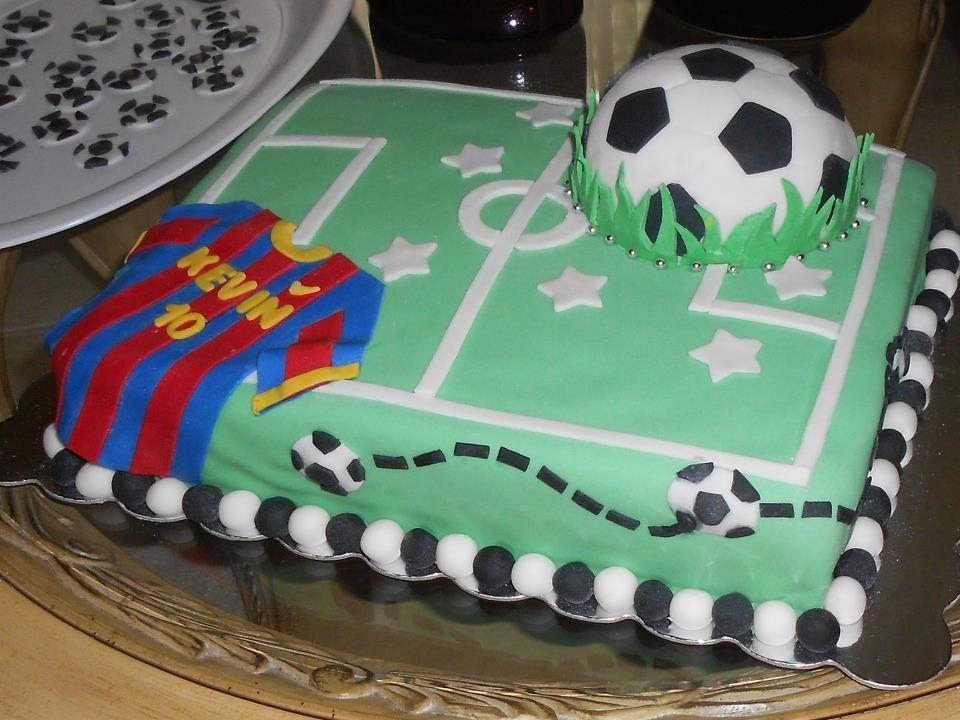Soccer Themed Wedding Ideas: Soccer Birthday Cakes Party Ideas From Kids Birthdays To