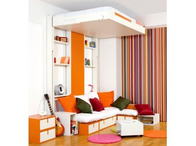 lit escamotable ikea recherche google chambre pinterest lit escamotable gain de place. Black Bedroom Furniture Sets. Home Design Ideas
