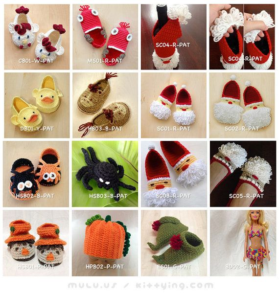 Kittying Crochet Pattern by kittying.com from mulu.us for Baby ...