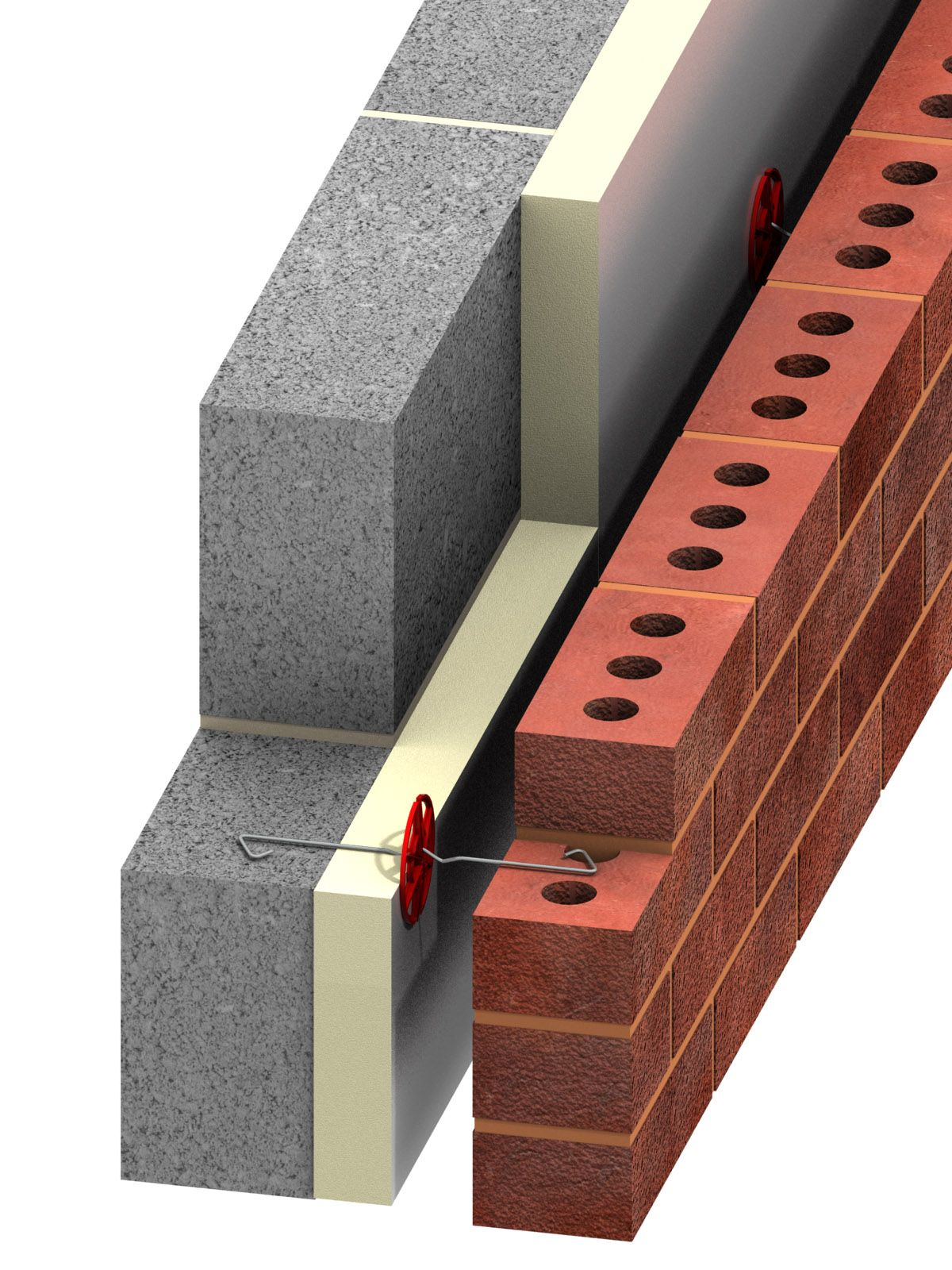 Isoboard Can Be Used Throughout The Entire Building Envelope Including Cavity Walls Typical Uses Cavity Wall Cavity Wall Insulation Thermal Insulation Wall