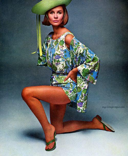 Retro Fashion, Vintage Vogue