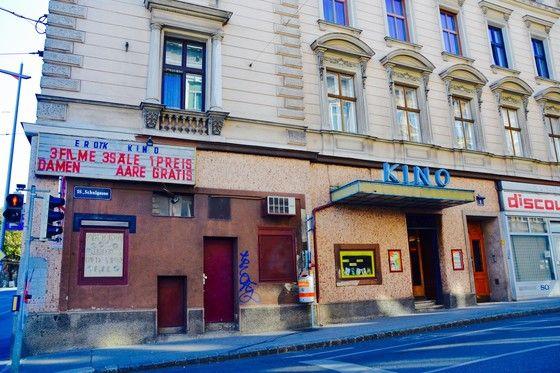 Wir haben die letzten Sexkinos Wiens fotografiert - Kino