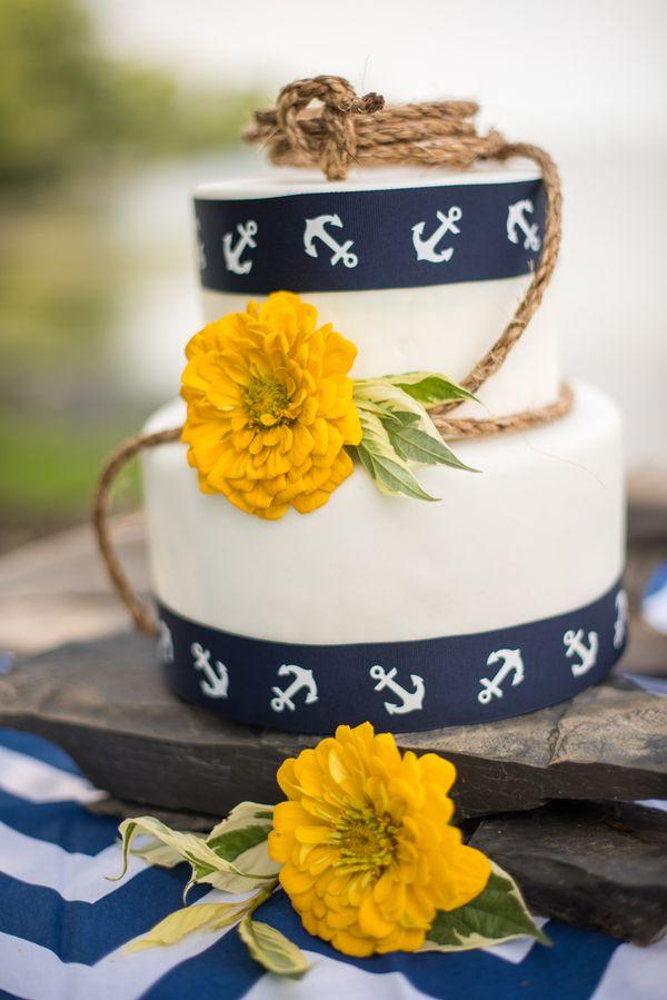 Set Sail with Nautical Wedding Ideas   Nautical wedding, Weddings ...