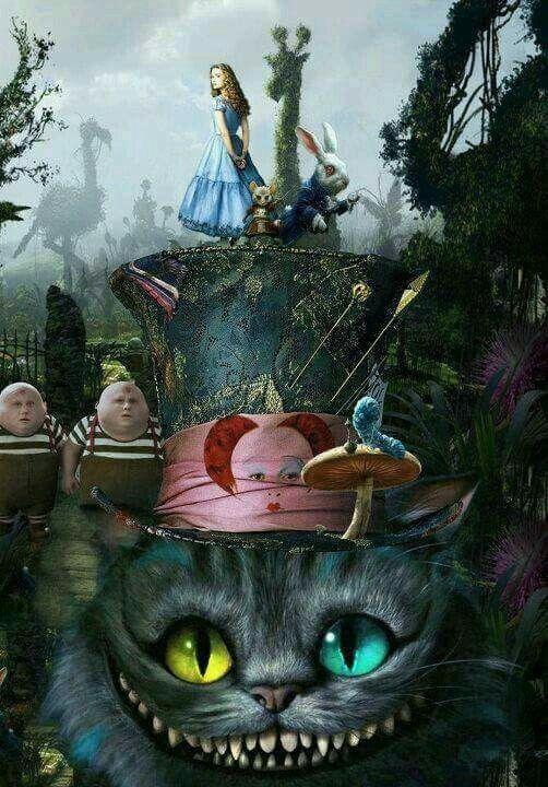 Alicia En El País De Las Maravillas Alice In Wonderland