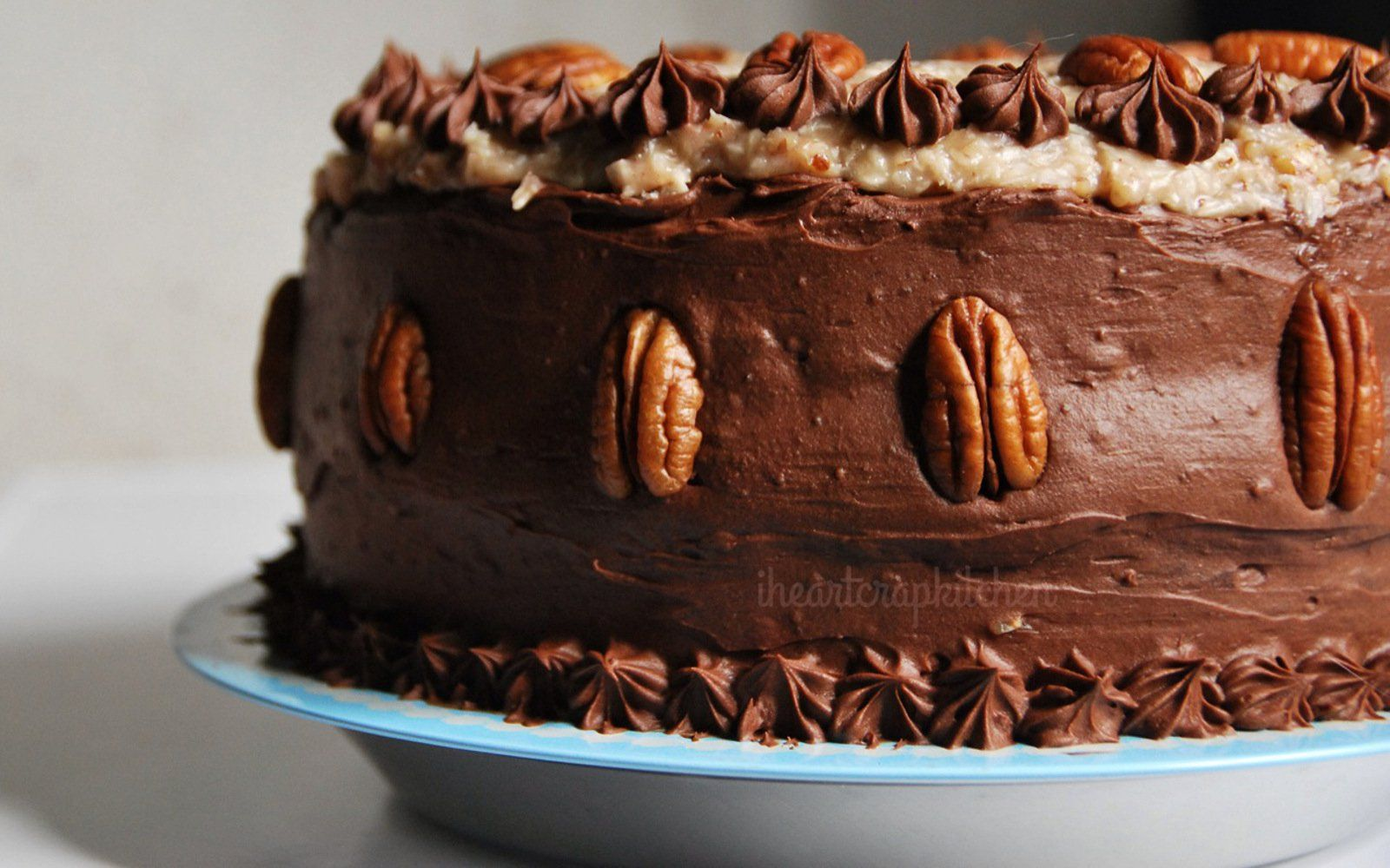 German chocolate cake vegan german chocolate cake